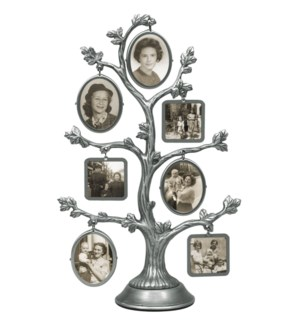 14-OP. FAMILY TREE PEWTER