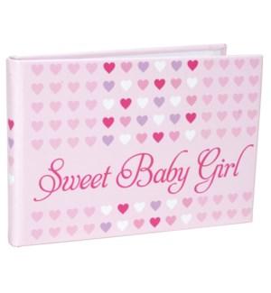 1-UP SWEET BABY GIRL BRAG BOOK