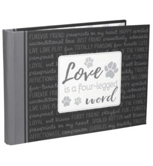 1-Up Love Is...Pet Brag Book