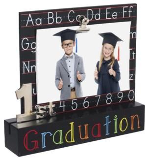 4X6 1st Graduation Platform