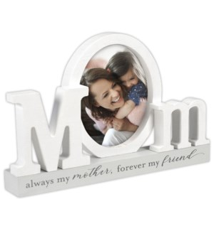 Mom Platform Letters w/photo