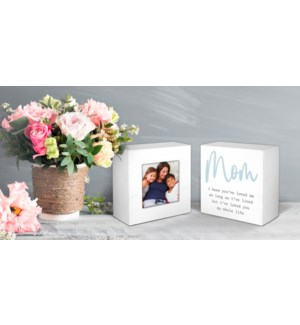 2 pc. Set-Mom Frame & Sign