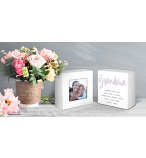 2 pc. Set-Grandma Frame & Sign