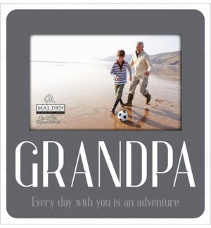 4x6 Grandpa Every Day With You