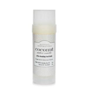 2 oz Foot Balm - Coconut