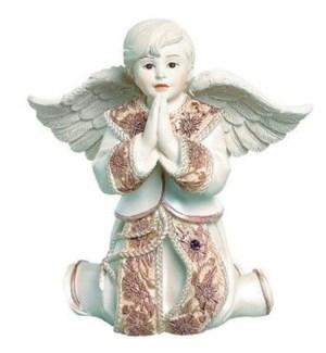 """AS - Gabriel (4.5"""" Amethyst Pray) -"""