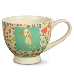 AML - Dog Mom - 17oz Cup