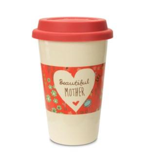 AML - Mother - 11oz Ceramic Travel Mug