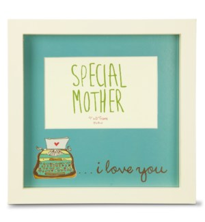 "AML - Special Mother - 9"" x 9"" Frame"