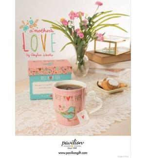 "AML - A Mother's Love Strut - S17 - 8.25"" x 11.25"" Strut Card"