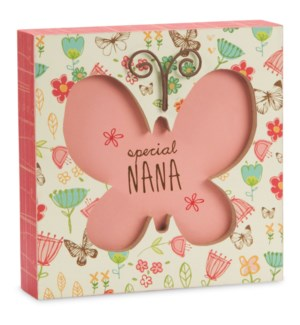 "AML - Nana - 4.5"" x 4.5"" Plaque"