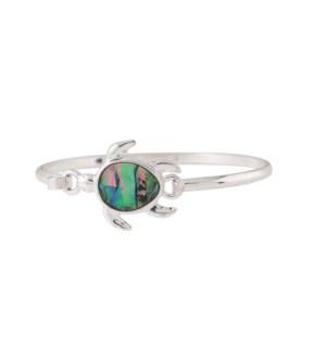 Bracelet-Abalone Turtles