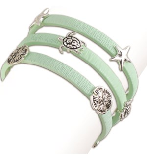 Bracelet-Assort of Mint Sea Icons