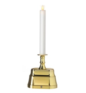 *SB* 13.5 Moving Flame Base Candle