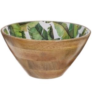 *SB* 11.25 Banana Leaf Bowl