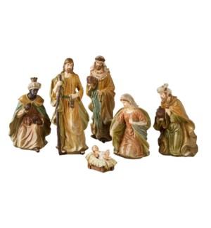 """12.25"""" Nativity"""