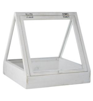 *DC* 16.75 Whitewashed Terrarium