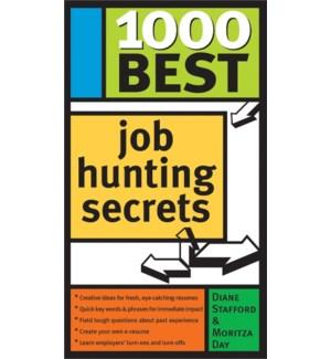 1000 Best Job Hunting Secrets