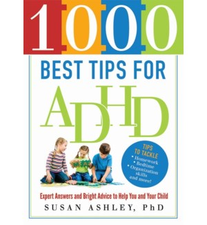 1000 Best Tips for ADHD
