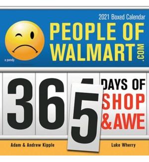 2021 People of Walmart Boxed Calendar