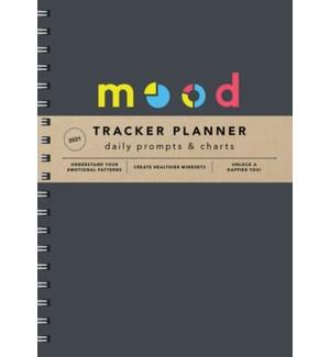 2021 Mood Tracker Planner