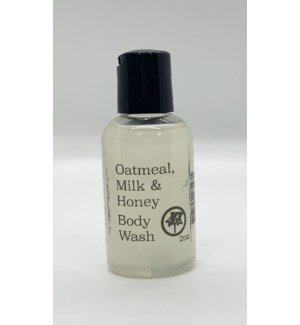 2oz body wash - omh