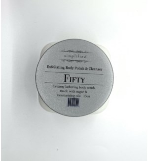 15 oz body polish - fifty
