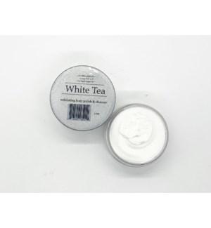 2oz body polish - white tea
