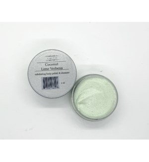 2oz body polish - clv