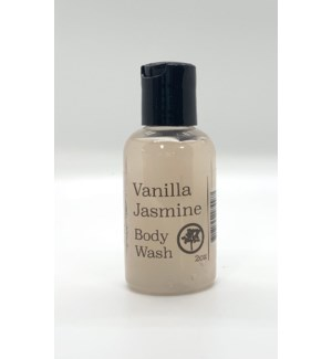 2oz body wash - vanilla jasmine