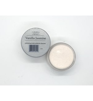2oz body polish - Vanilla Jasmine