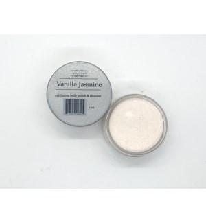 2oz body polish - Vanilla Jasmine