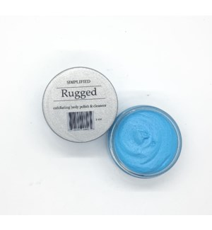 2oz body polish - rugged
