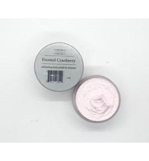 2oz body polish - frosted cran (Sold Sept. - Dec.)