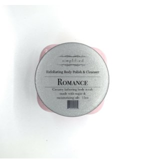15 oz body polish -romance