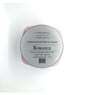 15 oz body polish -romance
