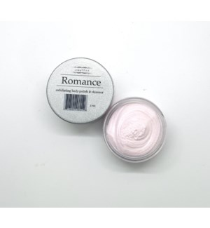 2oz body polish - romance