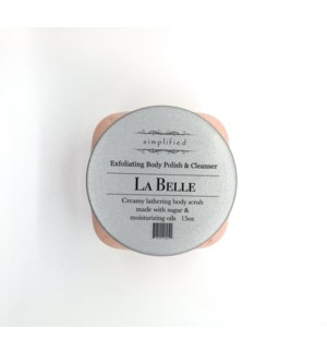 15 oz body polish - La Belle