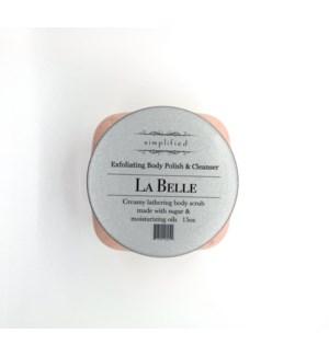 15 oz body polish - La Belle