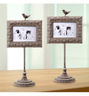 *Picture Frame on Stand 5x7 wi
