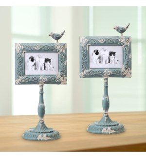*Picture Frame 4x6 S/2 with Bi