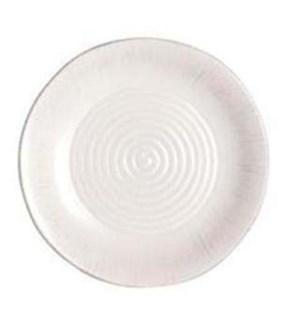 ***BLV Olive Ivory Salad Plate