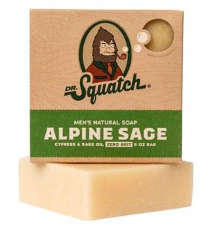 Alpine Sage - Bar Soap