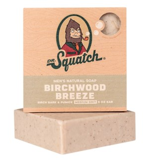 Birchwood Breeze - Bar Soap