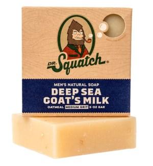 Deep Sea Goat's Milk - Bar Soap