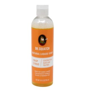 Crisp Citrus Liquid Soap(10oz)