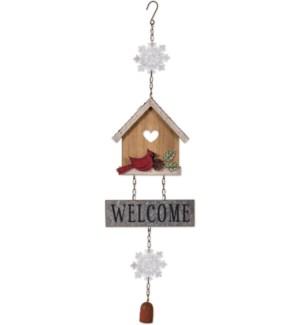 """Welcome"" Cardinal House"