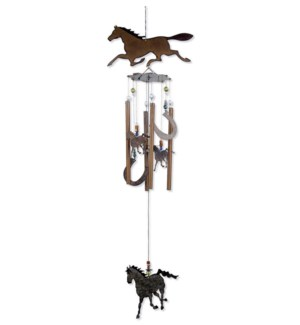 "36"" Chime - Horse"