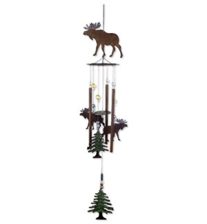 "28""  Chime - Moose"
