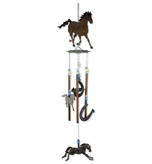 "28"" Chime - Horse"